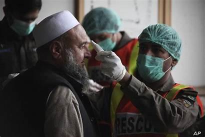 Pakistan Coronavirus Cases Syria Links Its Some