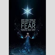Are You Really Going To Let Fear Control Your Life?  Picture Quotes