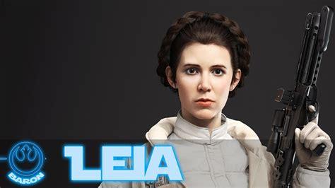Princess Leia Hoth Supremacy!