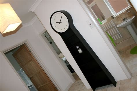 Ikea Grandfather Clock Bookcase by Property Ps Pendel Grandfather Clock Finds A Hallway Home