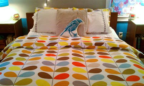orla kiely duvet tell me all about your day orla kiely bedding