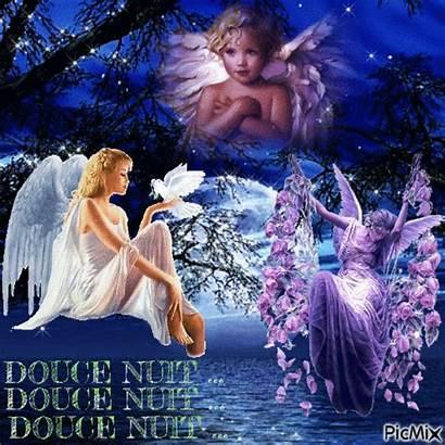 Picmix Nuit Douce Glitter Irena Fond Deco