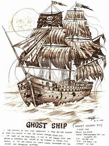 The Ghost Ship by artstain on DeviantArt