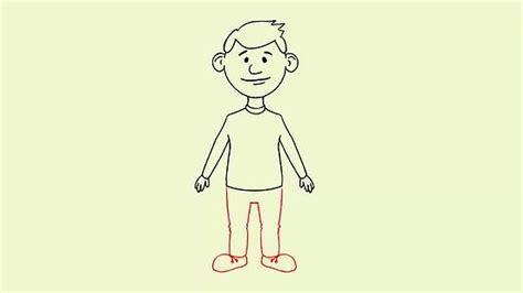 cartoon person clipartsco