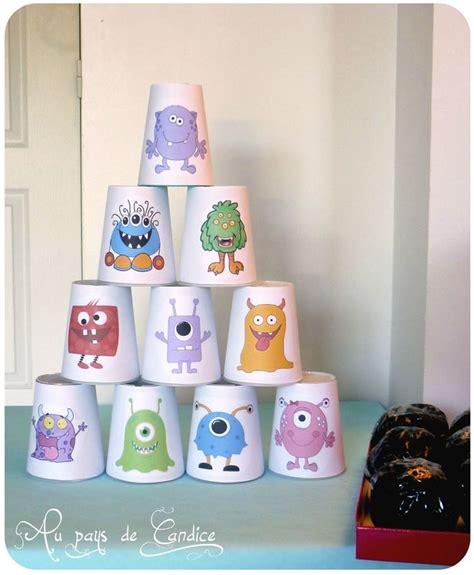 decoration  jeux pour  anniversaire idee jeux