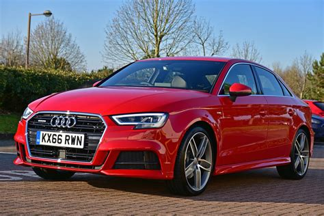 Audi A3 by Audi A3 Saloon Term Review Parkers