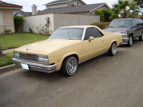 1978 El Camino Specs by Chevymainiac 1978 Chevrolet El Camino Specs Photos