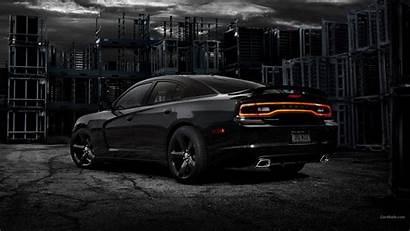 Dodge Charger Wallpapers Challenger Supernatural Desktop Blacktop