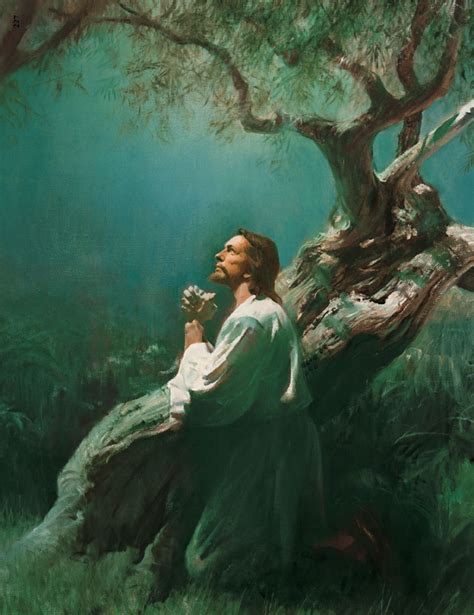 jesus praying in the garden the great coming battle ammon shepherd