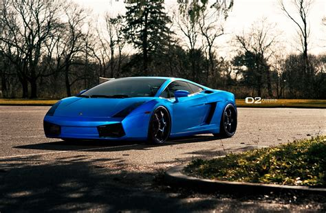 Blue Perfection From D2forged
