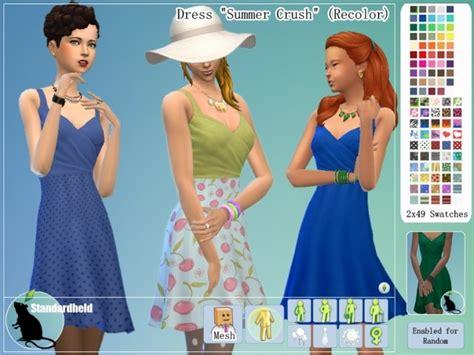 recolor  annabellees summer crush dress