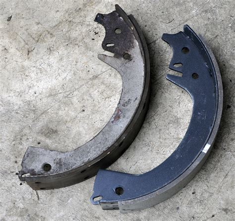 1557672 - Rear Shoes for Front Disc Cars - GOOD PART ...