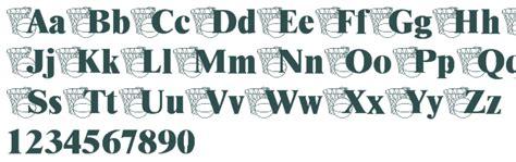 basketball becker font   truetype