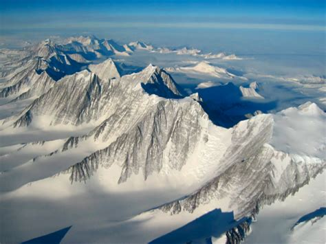 antarctic bound mountains  antartica