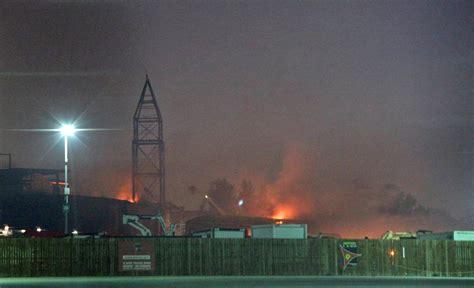 fire  portaventuras ferrari land coasterforce