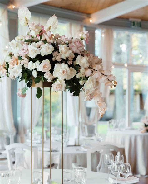 29 Tall Centerpieces That Will Take Your Reception Tables