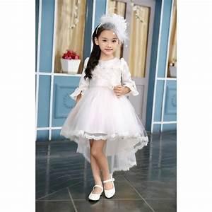 Robe De Demoiselle D Honneur Fille : mariage filles flower party robe de demoiselle d 39 honneur ~ Mglfilm.com Idées de Décoration