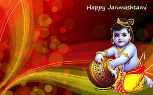 Janmashtami SMS, Janmashtami Wishes or Quotes - Hamara ...