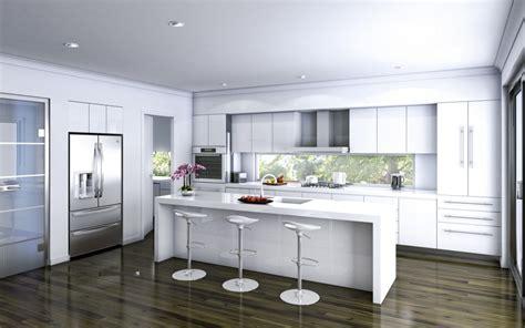 Design Ideas White Kitchens by 15 Kitchen Designs With White Kitchen Chairs