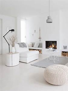 Scandinavian, Living, Room, Inspiration