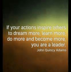Leadership Leaders Inspire Others Quote