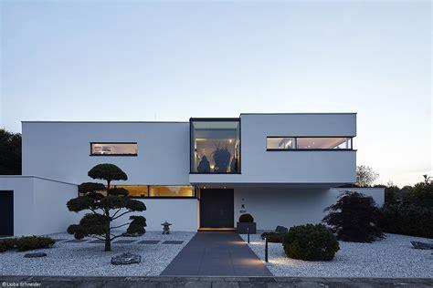 Schöne Wohnhäuser by Konsequent Modern K 246 Ln Bonn Cube Magazin Wohnen
