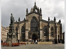 FileSt Giles' Cathedral, Edinburghjpg Wikimedia Commons