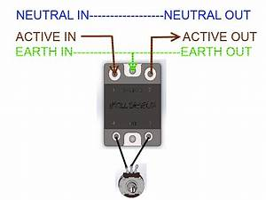 Wiring Diagram For 240v Ssr To Heating Element   46 Wiring Diagram Images