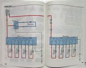 1999 Toyota Land Cruiser Electrical Wiring Diagram Manual
