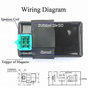 Gy6 Cdi Wiring Diagram