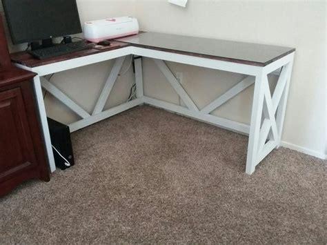 farmhouse l shaped desk best 25 small l shaped desk ideas on pinterest office