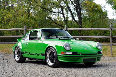 Porche 911 Rs by 1973 Porsche 911 Rs Rs Tribute Stock 2274 For Sale Near