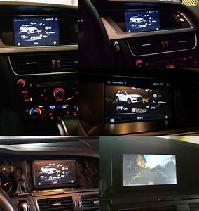 Audi Q5 Gps Navigation Car Stereo  2008