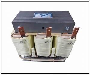 Three Phase Isolation Transformer  3 Kva  60 Hz  P  N 18371