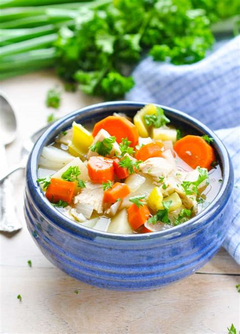 chicken stew slow cooker healthy recipes dinner down incredibly affordable friendly option then simple need trimmedandtoned