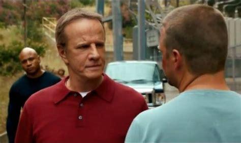NCIS Los Angeles blunder: Key Earl Mayfield chase scene ...