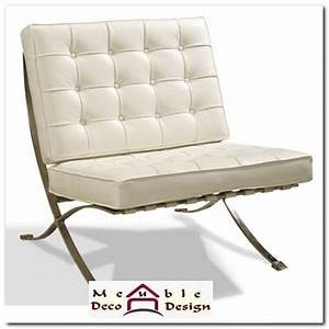 Fauteuil cuir blanc design for Fauteuil design cuir blanc