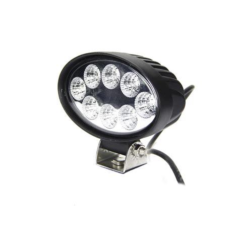 5 inch led light bulb oval led work light 5 5 inch 24 watt flood tuff led