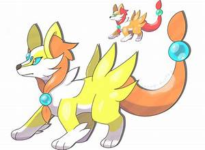 Pokemon Fennekin Final Evolution Images | Pokemon Images