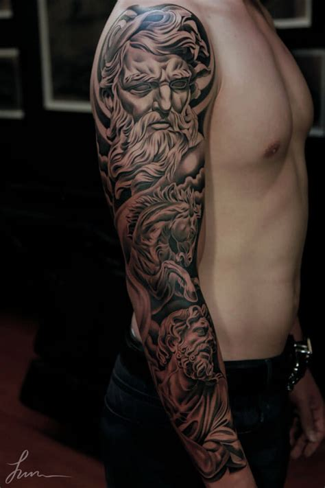 top   sleeve tattoos  men cool design ideas inspirations improb