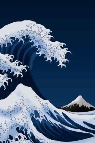 japanese wave wallpaper gallery