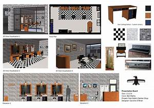 Interior design cob by with board pictures a presentation for Interior design presentation styles