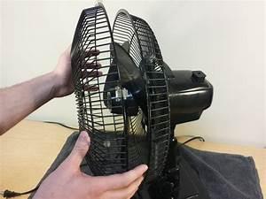 How To Fix A Noisy Table Fan
