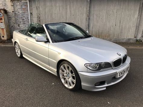 2004 Bmw Convertible by 2004 Bmw 330ci M Sport Cabriolet In Dumbarton West