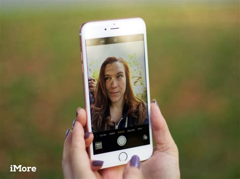 selfie app for iphone iphone 6s plus review imore