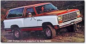 1985 Ramcharger