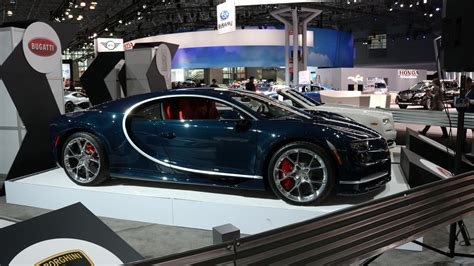 Everywhere we stopped people told us how beautiful the chiron was. America Ruined The Bugatti Chiron With These Bumper Pads