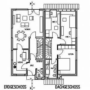 Doppelhaus Grundriss Beispiele : baukosten wohnhaus pro qm m2 berechnen 2018 ~ Lizthompson.info Haus und Dekorationen