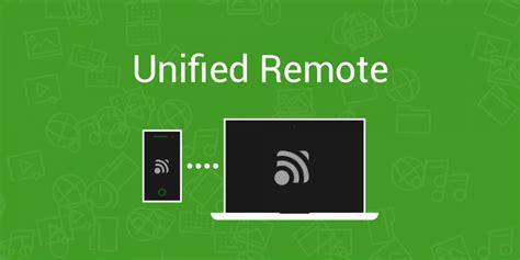 poradnik unified remote czyli jak tw 243 j smartfon może posłużyć jako myszka i klawiatura do