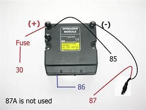 Snowex Wiring Diagram